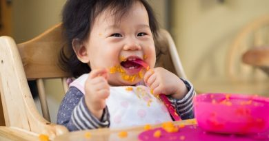 Lassen Sie Babys verantwortlich sein, wie viel Sie Essen, es könnte Ihnen helfen, ein gesundes Gewicht zu bleiben