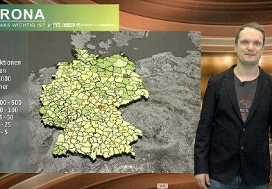 Protest gegen Corona-Maßnahmen: Autokorso durch Berlin gestartet