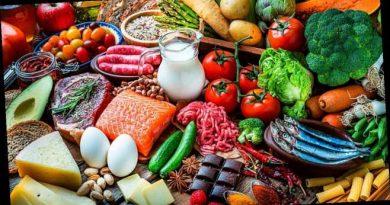 Ernährungsquiz: Wie viel haben Sie in diesem Jahr über Lebensmittel gelernt?